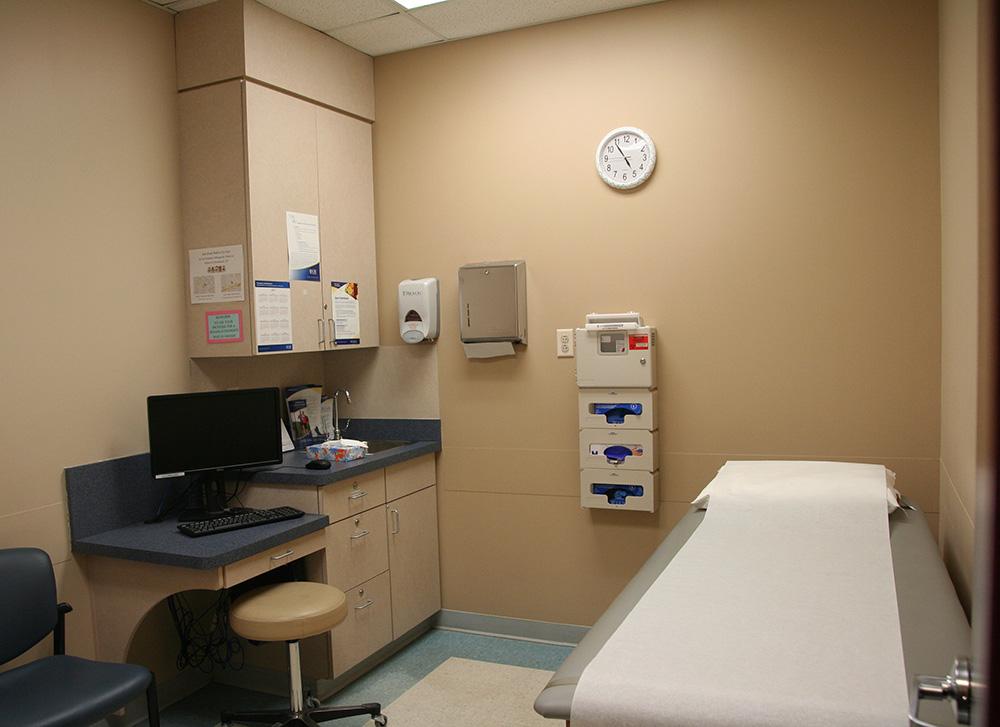 medical office cabinet repair