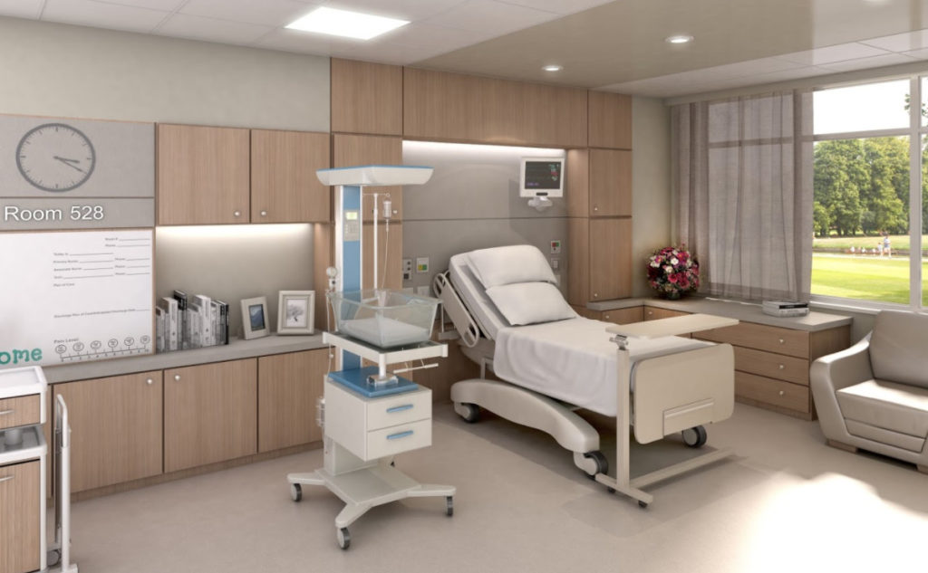 Hospital Cabinet Repair And Installation