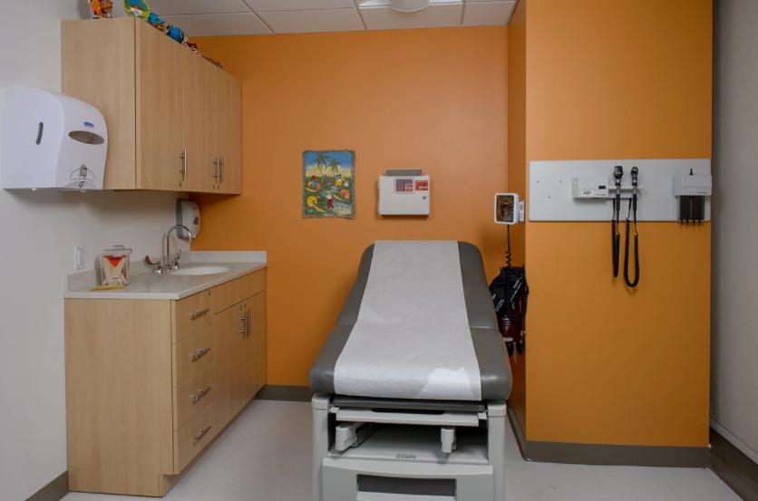 Medical cabinet repair