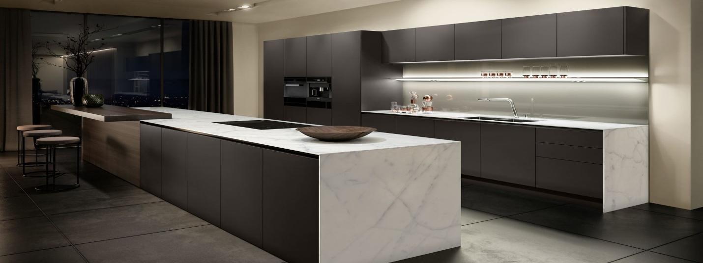 Kitchen handless design